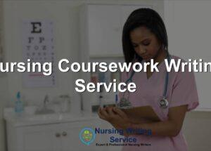 Nursing Coursework Writing Service